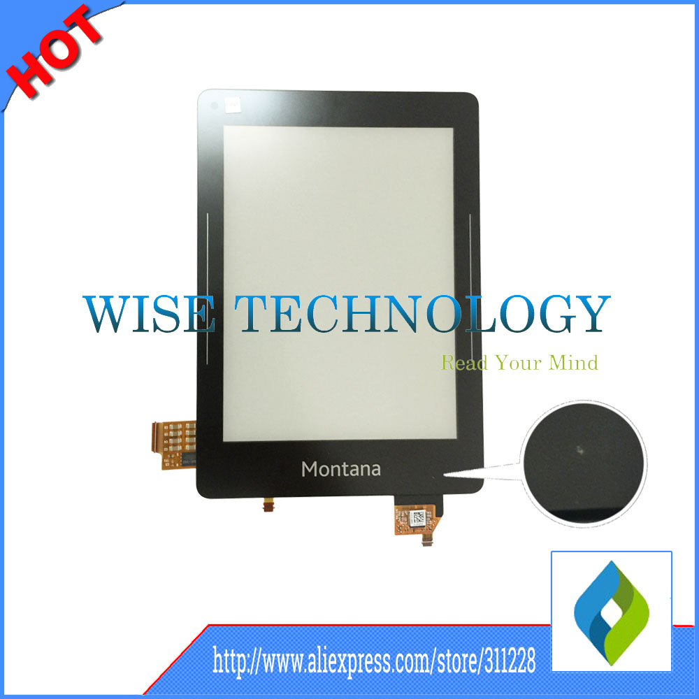 "Arrives Ed060xc8 For Reader Assembly 6""inch Ed060xc8(lf)c1-s1 Digitizer Lcd Screen Matrix With Light With Montana Logo"