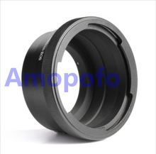 Amopofo P60-EF Adapter Pentacon 6 Kiev 60 Lens to For Canon EF EF 50D 7D 5D 650D 550D digicam