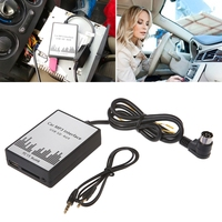 OOTDTY USB SD AUX Car MP3 Music Player Adapter for Volvo HU series C70 S40/60/80 V70 XC70 Interface Simple Installation