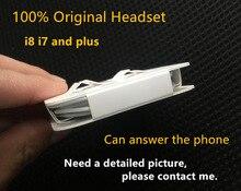 10pcs/lot With packaging 100% Genuine Original headset in ear headphones earphone With Remote Mic for Foxconn i7 8 X XR MAX 6 10pcs lot isl3980irz isl3980iz 3980iz 100% original