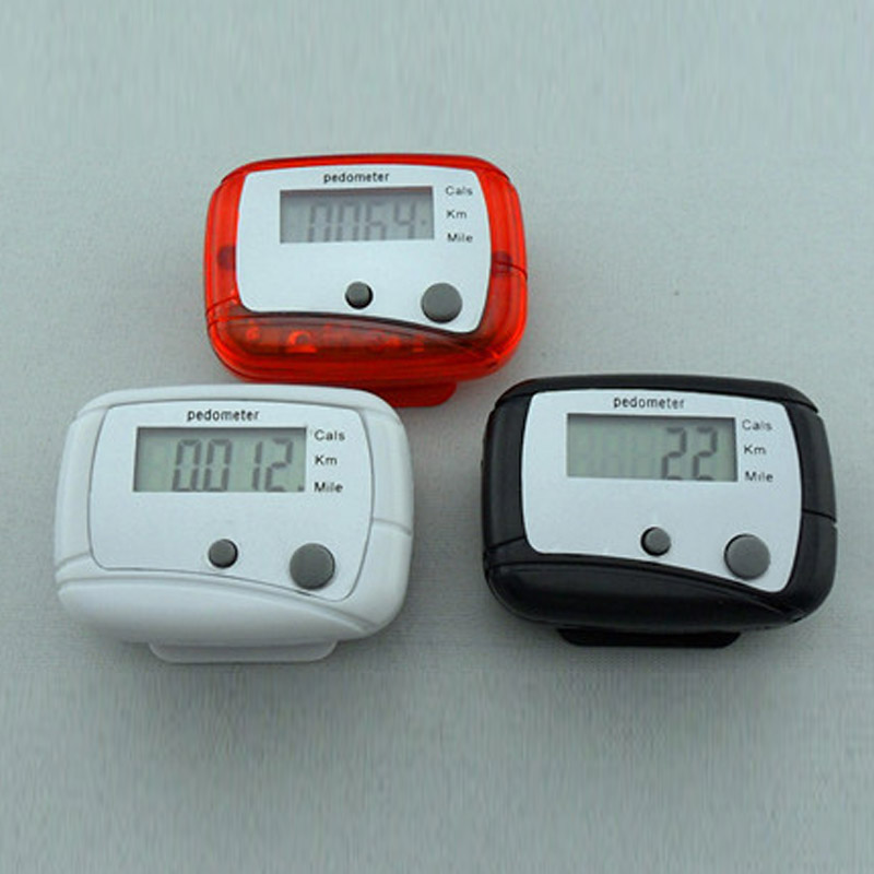 Multi-Function Pedometer Sports Accessories Passometer Sports Odometer      B2C Shop