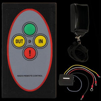New 12V Wireless Remote Control Switch Kit For Truck Jeep ATV Winch Brand New