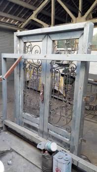 Porta D'ingresso In Ferro Battuto | Porte In Metallo Dallas Tx Battuto Porte Di Ferro Albuquerque