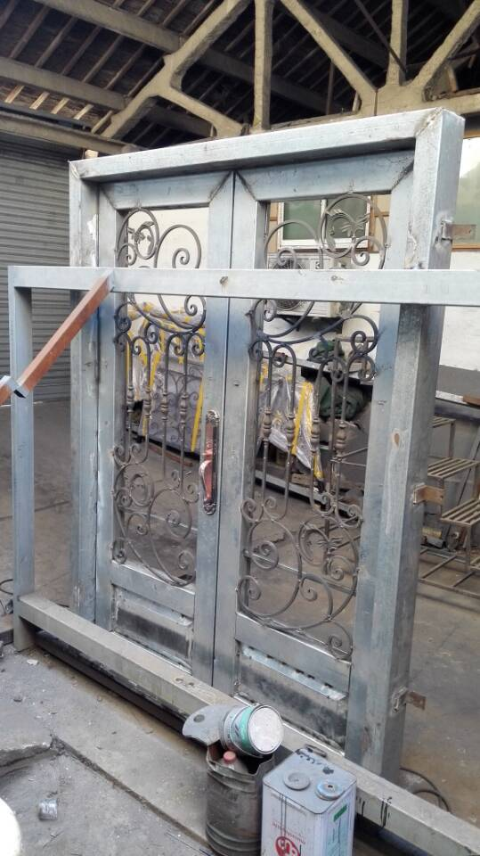 Metal Doors Dallas Tx  Wrought Iron Doors Albuquerque