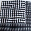 Man Satin Big Square Scarves Hot Sale Man Silk Scarf For Male White And Black Silk Scarf 90*90cm