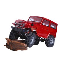 RGT 136100 Rc Car 1/10 Scale High Speed Electric 4wd Off Road Rock Crawler Rock Cruiser RC-4 Climbing  Hobby Remote Control Car