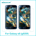Original Nillkin For Samsung Galaxy s6 (g920f) Anti-burst Tempered Glass Screen Protector Film Hight Clear Screen Protecter
