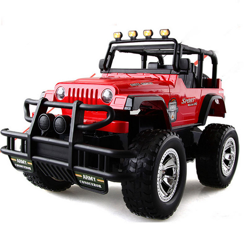 RC Cars Charging Remote Control Dirt Bike Remote Control Cars Led Cool Light Racing Car Toys Gift for Boys Children