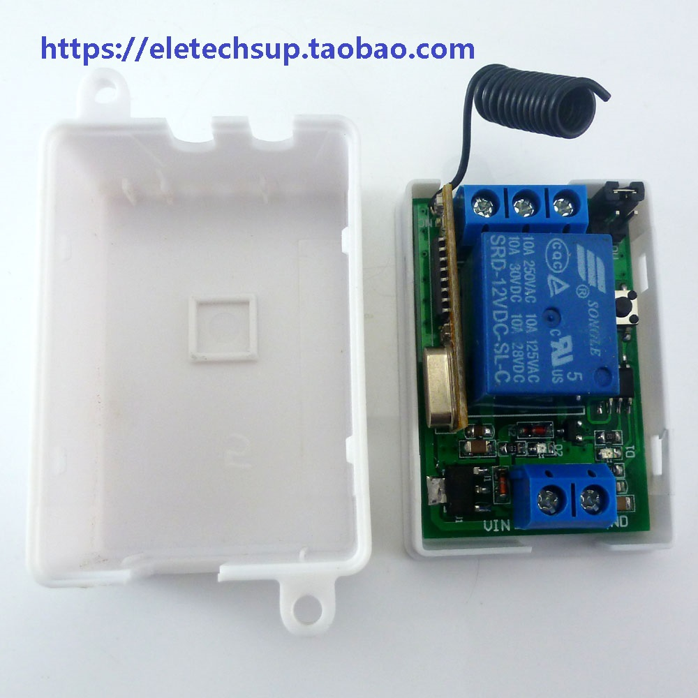 Aliexpresscom Buy Delay Remote Control Relay Smart Home Kit - Toggle on off relay
