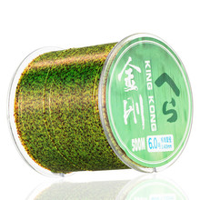 Super Strong 500M Fluorocarbon Japan Monofilament Nylon Fishing Line Rock Sea Thread Camouflage Discoloration Spool Pesca Peche -in Fishing Lines from Sports & Entertainment on AliExpress