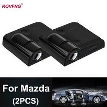 Rovfng приветственные огни для автомобильных дверных карт светодиодный