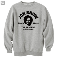 Game Of Thrones Song Of Ice And Fire Jon Snow Hoodies Sweatshirt Freeshipping Top High Quality
