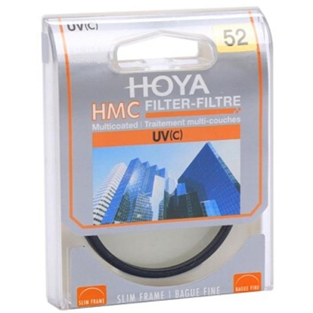 Hoya HMC UV(c) 37 40.5 43 46 49 52 55 58 62 67 72 77 82 mm Filter Slim Frame Digital Multicoated MC UV C For Camera Lens 3
