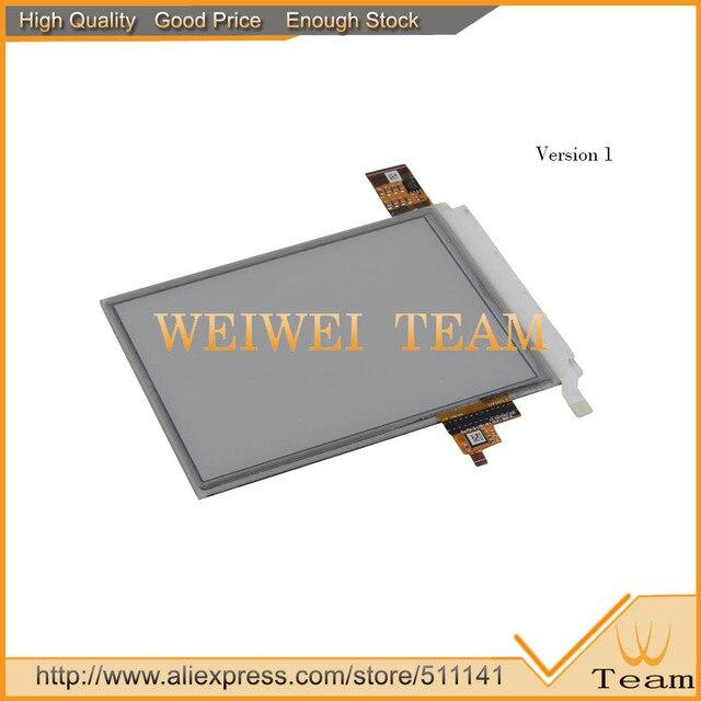 Оригинальный 6.0 Дюймов E Ink Pearl HD ED060XC3 Дисплей для Оникс BOOX C67ML Magellan 2 eRader E-Ink ЖК-Экран Стеклянная Панель Книги