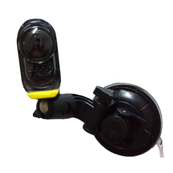 Car Suction Cup Mount for Sony Action Cam HDR-AS15/AS20/AS30V/AS100V/AS200V/AZ1 and Gopro Action Camera ...
