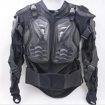 Profesional de la motocicleta armadura adultos moto Rading deportes protector completo de engranajes Motor Cruz vestir BA02