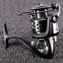 2019 New Arrival Full Metal Body 7+1BB 9+1BB Spinning Reel Professional Handle Spool Saltwater Crap Fishing Wheel