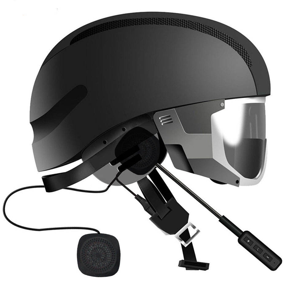 For MP3 MP4 Smartphone MH03 V4.2 Motor Wireless Bluetooth Headset Motorcycle Helmet Earphone Headphone Speaker Handsfree Music