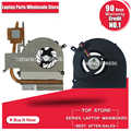 Nueva computadora portátil CPU Cooler disipador de calor del ventilador para ASUS K40AB K40AD K40AF K50AB K50AD K50AF X8AAf K40IN K50IN K50IP K50ID K50IE X5DI X8AI