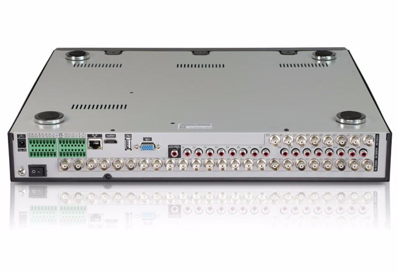 1080P CCTV Camera Hi3521A 32CH 32 Channel 4 SATA 5 in 1 1080N Hybrid Coaxial Wifi Onvif IP NVR TVI CVI AHD DVR picture 04