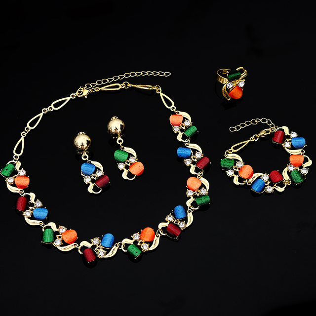 Crystal Jewelry Sets Link...
