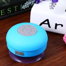 Mini Wireless Bluetooth Speaker waterproof bluetooth speaker shower For IOS Android Phone