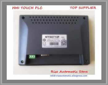 MT6071iP 7 inch touch panel hmi 100% test good quality - DISCOUNT ITEM  0% OFF All Category