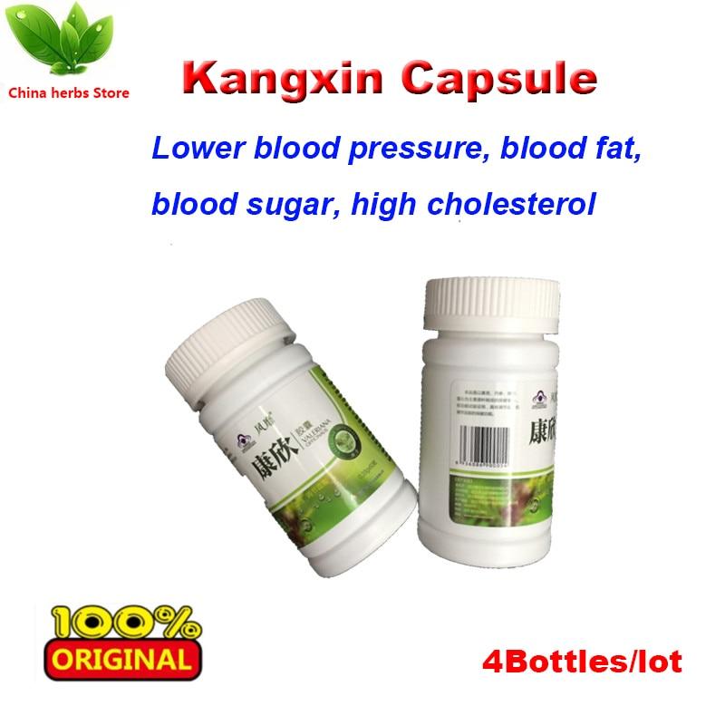 4 bottles kangxin for hypertension hypotensive hypertension