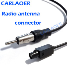 Для VW LADA радио антенна разъем для автомобиля радио FM антенна Расширение Fakra косичка кабель для VolkSkoda Радио мультимедийный плеер