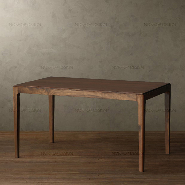 Nordic Expression / Classics / North American Black Walnut Furniture / Suo  Gena Six Bits Of