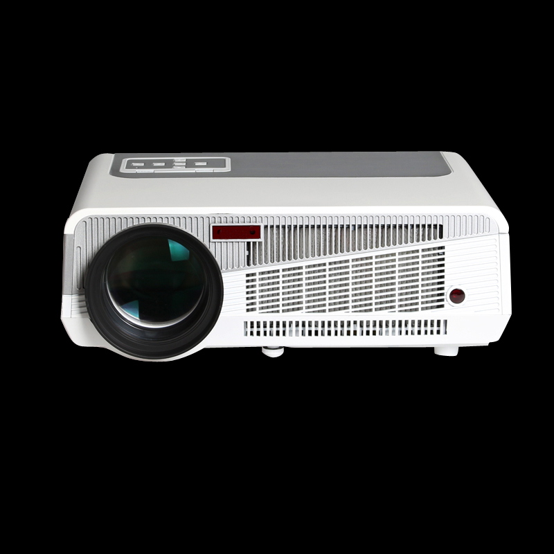 Led Projector 3500 Lumens Beamer 1280 800 Lcd Projector Tv: Real 3500Lumens HD LED Projector 1280*800 Native