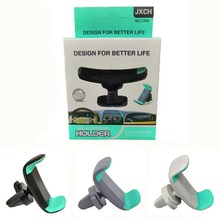 Car Air Conditioning Outlet Clasp Mobile Phone Support 360 Degree Rotary Universal