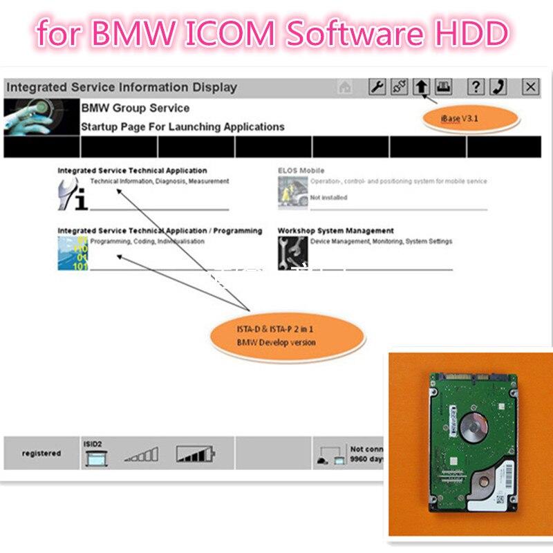 for bmw ista dp expert mode for BMW ICOM Software V2018.07 ( ISTA-D:4.11 ISTA-P:3.64) ICOM HDD Wins7 64BIT System