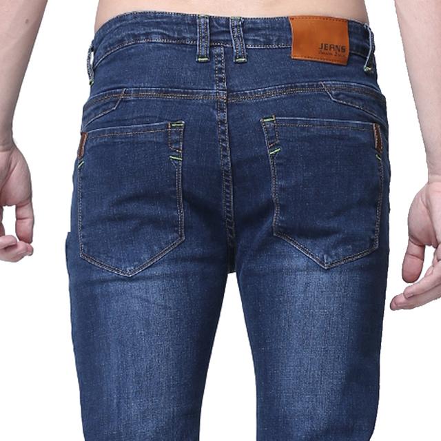 Men's Casual Straight Big Plus Size Jeans