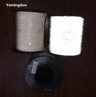 1,5 мм * 2000 м Светоотражающая нить двухсторонняя Светоотражающая Предупреждение ющая тесьма аксессуары для одежды