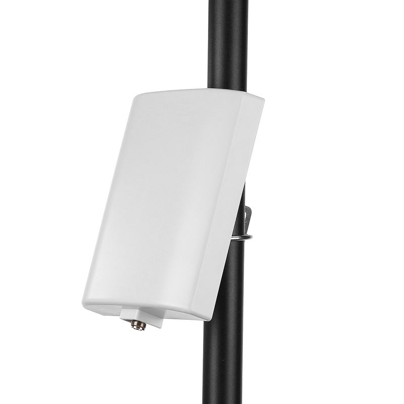 5.6 GHZ/2.4 GHZ Dual Band Outdoor Wireless LAN 15dBi Directional Panel Antenna 9HP Opener, NJ, 802.11 AC/A/B/G/N Compatible image