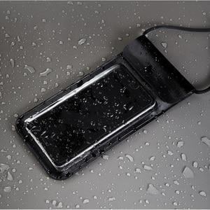 Image 2 - 新しいxiaomi泳ぐ防水電話バッグポーチ携帯電話バッグドライでストラップiphone 5 8プラス7 7 p 6 6 sサムスン6インチ水泳