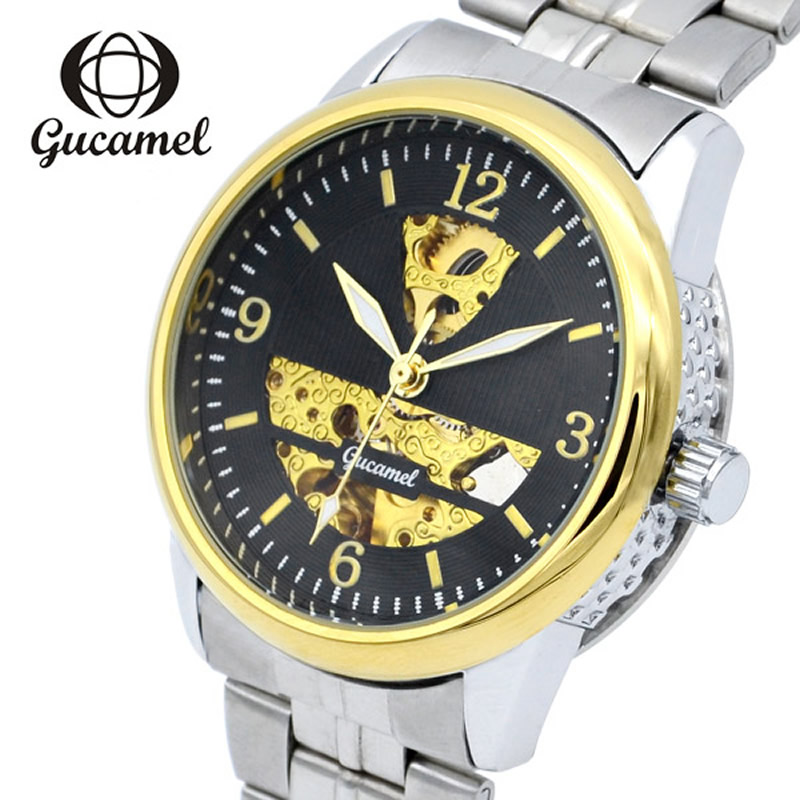 Top Brand Luxury new men's watches quartz watch men Stainless Steel Automatic Mechanical waterproof 30M outdoor sports watch sewor new arrival luxury brand men watches men s casual automatic mechanical watches diamonds hour stainless steel sports watch