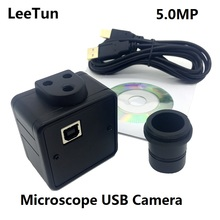 LeeTun Okular Mikroskopu 5MP Elektroniczny USB Kamera Przemysłowa Przechwytywania Obrazu Cyfrowego Wideo CMOS 5 Megapikseli Wysokiej Rozdzielczości