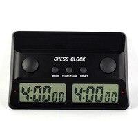 I-GO Xadrez relógio Digital Temporizador da Contagem Regressiva do Relógio Mestre Torneio igo Limitada Básica tempo Adicionado