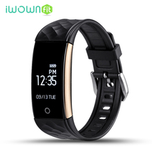 S2 Smart Браслет Heart Rate Мониторы IP67 Водонепроницаемый Bluetooth smartband для IPhone Xiaomi Huawei смартфон