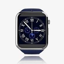 GD19 Smartwatch Bluetooth Tarjeta Sim Reloj Inteligente con Cámara de Llamadas SMS para Smartphones Android