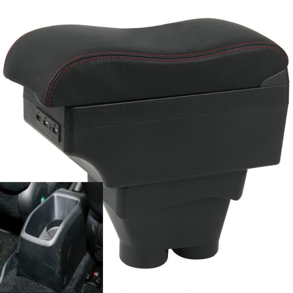 For Peugeot 208 armrest box