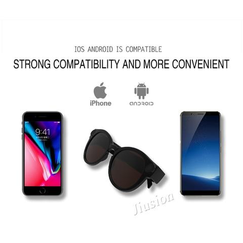 Mini HD Camera Smart WiFi Glasses 1080P Wireless Video Camcorder Eyewear DV Sunglasses Recorder Micro Cam Support Hidden TF Card Lahore