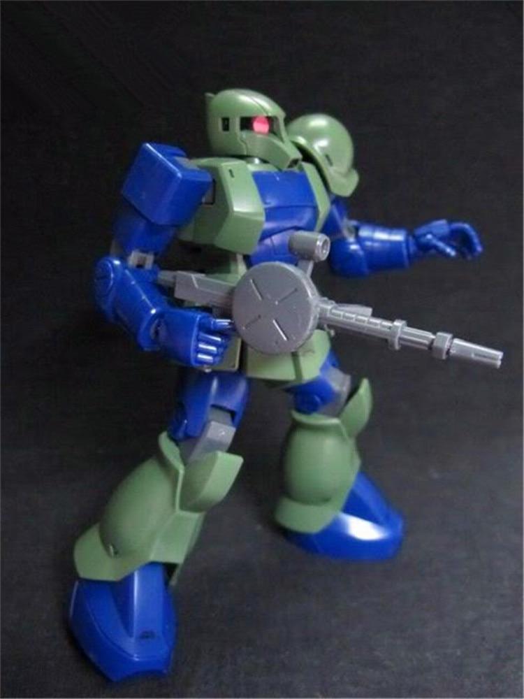 BANDAI HGUC 1//144 MS-05B ZAKU I Plastic Model Kit Mobile Suit Gundam from Japan