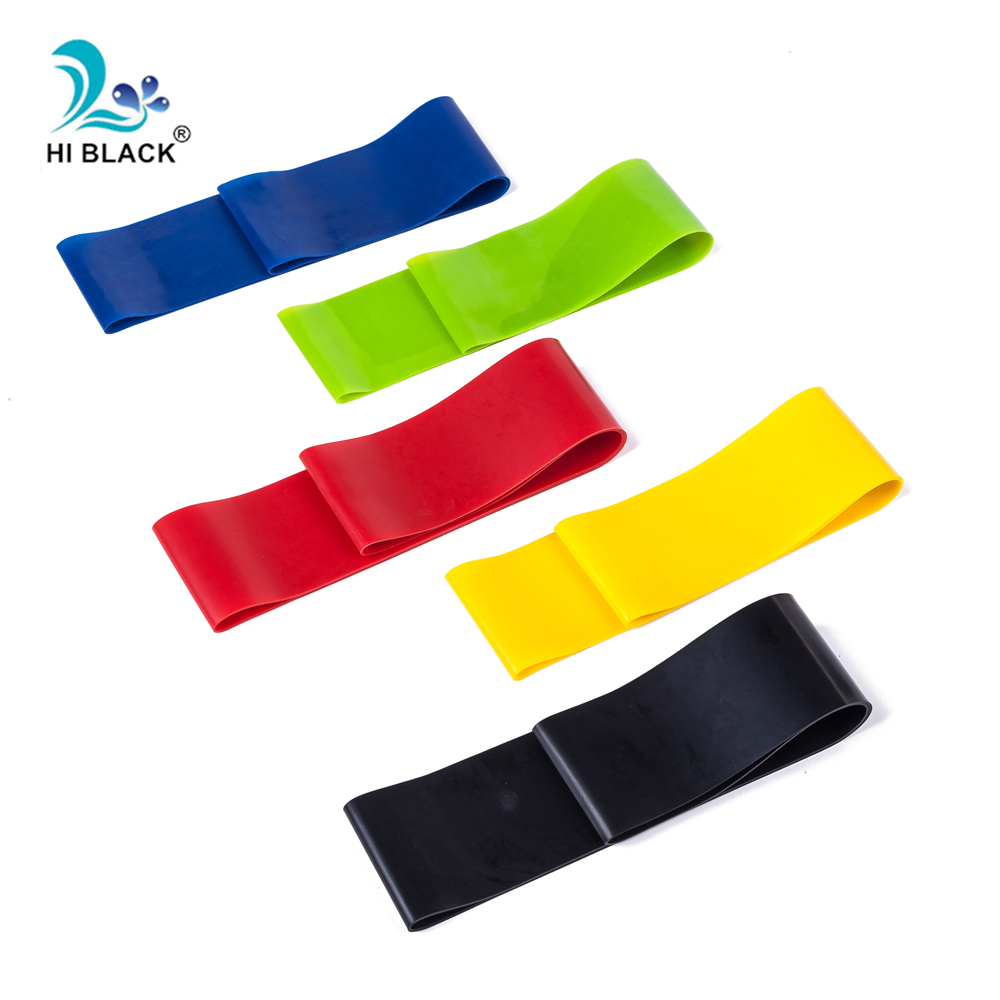 Latex Yoga Gym Strength Training Athletic Rubber Bands Rubber Band Workout Fitness Gym Equipment Rubber Loops Crossfit Equipment