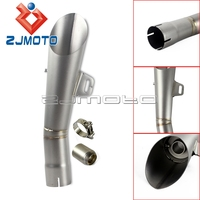 For Yamaha R6 Exhaust Pipe Dirt Bike Scooter Quad Exhaust P Motorcycle Street Bike