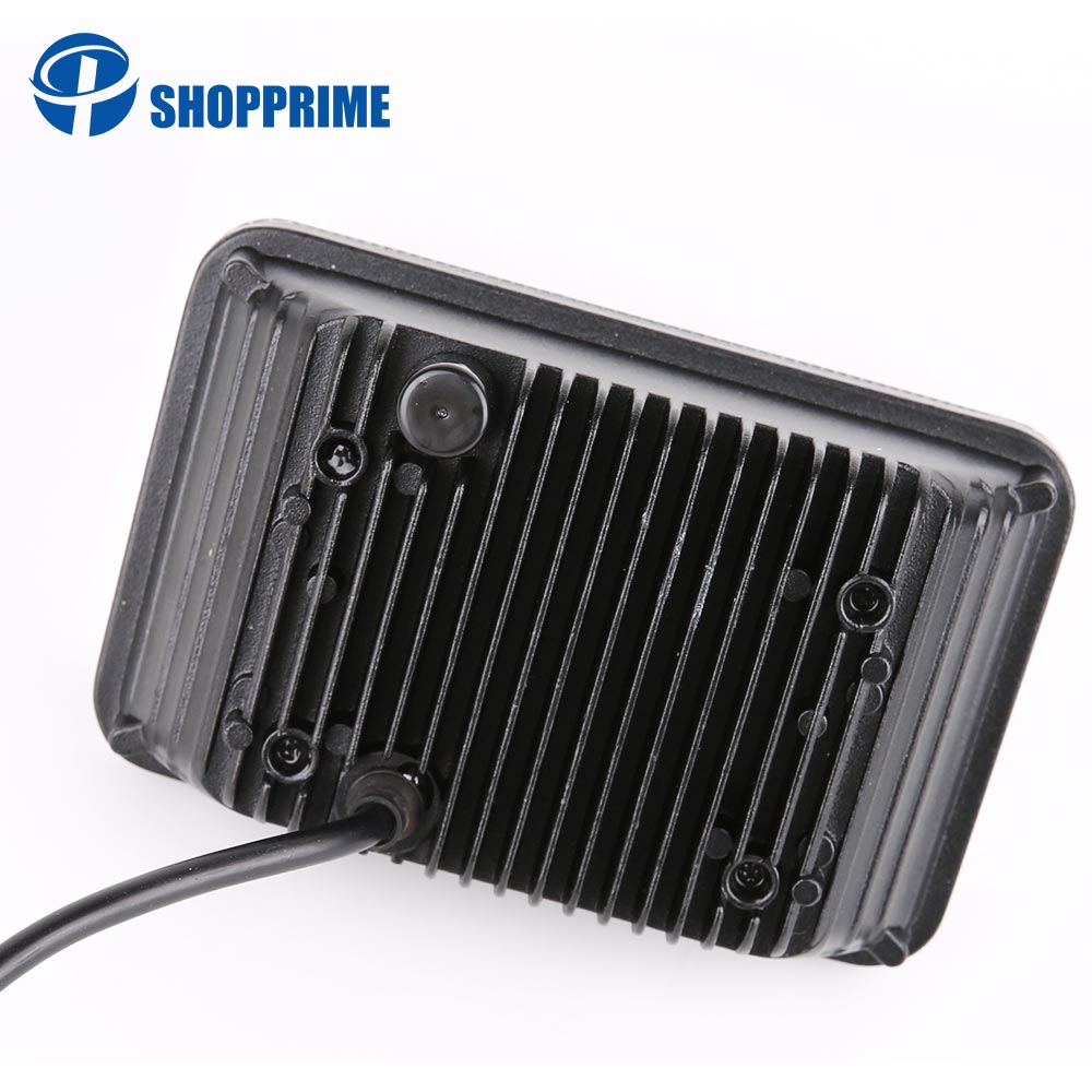 US $82 31 10% OFF|Rectangle 4x6 Inch LED Headlights H4 Plug H4651 H4652  H4656 H4666 H6545 Projector for Peterbil Kenworth Freightinger Headlamp-in  Car