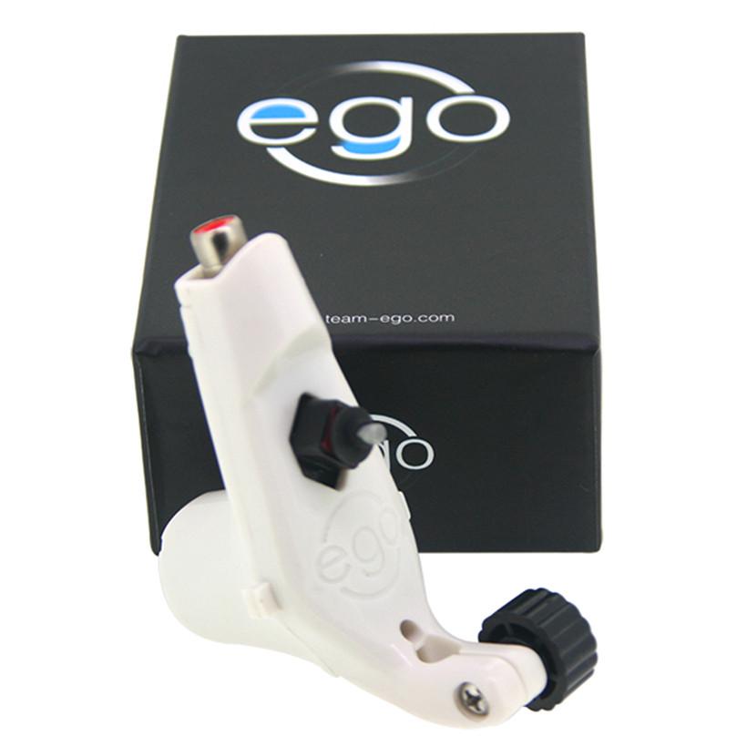 White-New-Style-EGO-Rotary-Tattoo-Machine-Lightweight-Tattoo-Motor-Gun-Permanent-Makeup-Machine-maquina-de