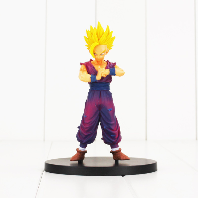 Dragon Ball Z Son Gohan Soldiers Resolution Sons of Goku Action Figure
